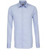 Seidensticker Heren overhemd licht poplin ml7 tailored fit