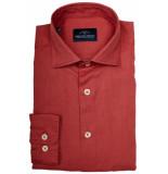 Born with Appetite Linen shirt casual spread 21107li71/861 rust
