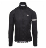 AGU Fietsjack men premium event rain jacket black