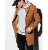 Ombre Heren coat lange mantel -