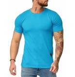 One Redox t-shirt aqua