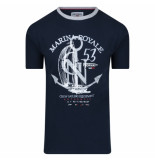 Geographical Norway Heren t-shirt marina royale -