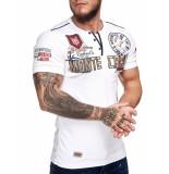 Violento Heren t-shirt monte carlo - 3459