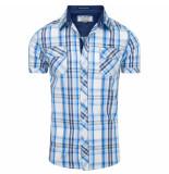 Mezaguz overhemd korte mouw creole