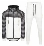 Cabin Sports Heren joggingpak - stripes