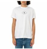 Calvin Klein T-shirt uomo ck monotriangle tee j30j317448.yaf