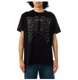 Iuter T-shirt uomo skeleton embro tee 21sits41