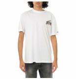 Tommy Hilfiger T-shirt uomo tommy jeans tjm diamond back logo tee dm0dm10622.ybr
