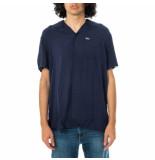 Tommy Hilfiger Camicia uomo tommy jeans tjm solid camp shirt dm0dm10645.c87