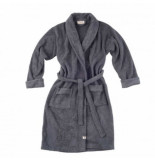 Walra Badjas home robe antraciet
