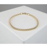 Christian Gouden dames armband