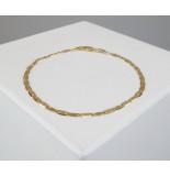 Christian Gouden schakel armband