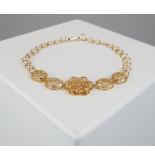 Christian Gouden armband 21 karaat