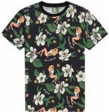 Kultivate T-shirt classic jet black