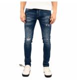 Richesse Milan blue jeans