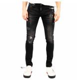 Richesse Geneve dark jeans