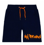 My Brand Graffiti spray short