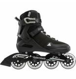 Rollerblade sirio 84 black/white -