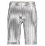 Seven Dials Don seersucker shorts