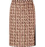 Tramontana Skirt print yellows