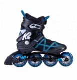 K2 Inline skate f.i.t. 90 boa black blue