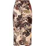 Tramontana Skirt print neutrals