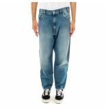 Amish Jeans uomo bernie real vintage denim p21amu002d4331772