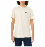 Shoe T-shirt uomo organic cotton short sleeve t-shirt ted5022.wht