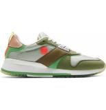 Maison Scotch Vivi sneakers coll s709 green