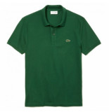 Lacoste Polo men ph401 slim fit green