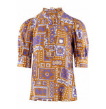 antik batik Honaka blouse
