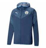 Puma mcfc warmup jacket -