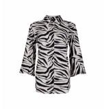 MAICAZZ Garbi flair blouse freaky sand su21.20.001