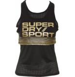 Superdry bolt sport vest -