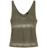 Y.A.S Faith knit strap top