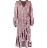 Harper & Yve Yael wrapp dress soft pink