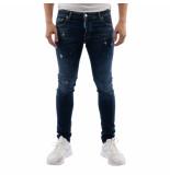 My Brand Denim way striped jeans