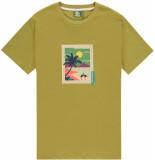 Kultivate T-shirt postcard green olive