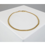 Christian Gouden massieve armband