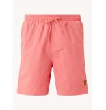 Lyle and Scott Sh1204v lyle en scott plain swim short, w429 punch pink