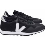 Veja B-mesh sneakers zwart