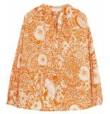 Vanessa Bruno Nipoa blouse oranje
