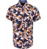 Gabbiano Shirt ss navy
