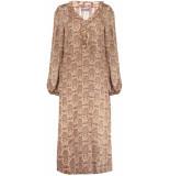 Geisha Dress brown