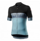 Castelli Fietsshirt men prologo vi jersey gray vortex winter sky