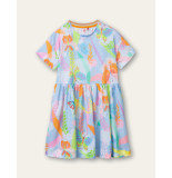 Oilily Taschita jersey jurk-