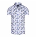 Marco Cassette Overhemd heren korte mouw - lario