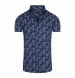 Marco Cassette Overhemd heren korte mouw - etna