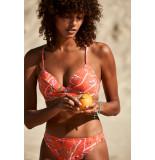 WOW triangle bikini top -