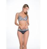 Bomain ladies wire bikini stripe -